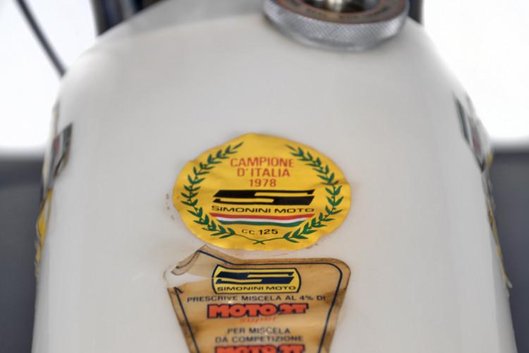 1979 Simonini Regolarità 50 Speed 7