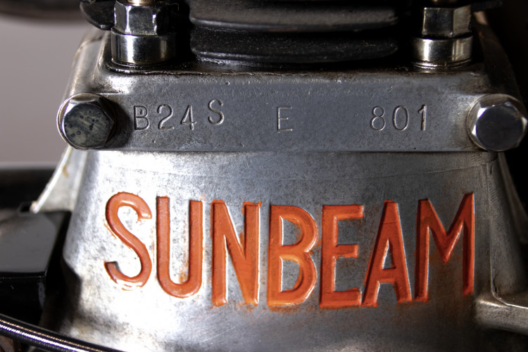 1951 SUNBEAM S 8 12