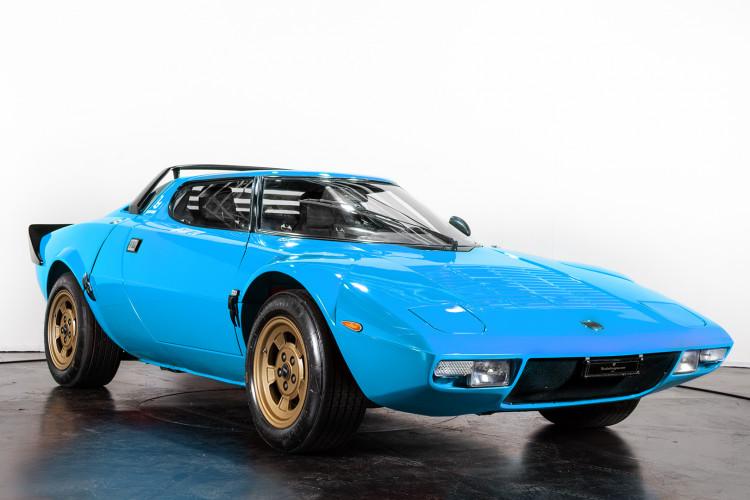 1974 Lancia Stratos 0