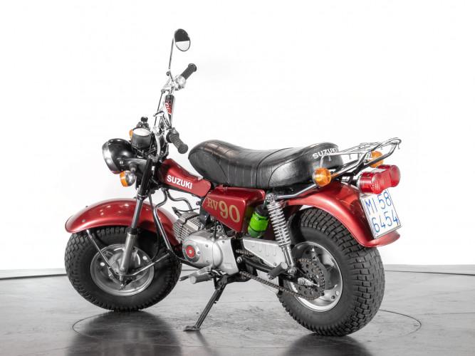 1979 Suzuki RV 90 7