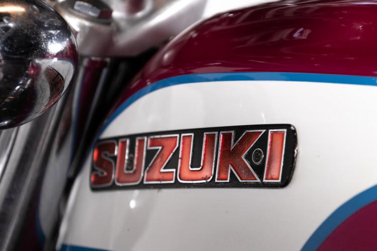 1973 Suzuki T 500 10