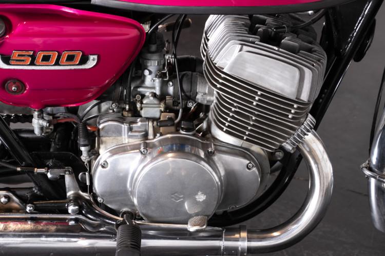 1973 Suzuki T 500 22