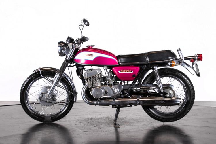1973 Suzuki T 500 1
