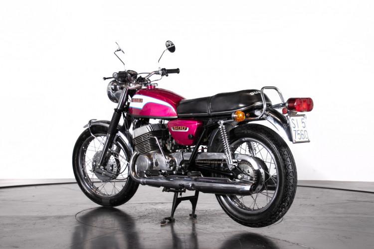 1973 Suzuki T 500 4