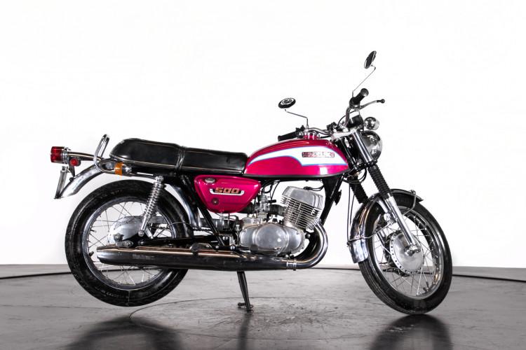 1973 Suzuki T 500 5