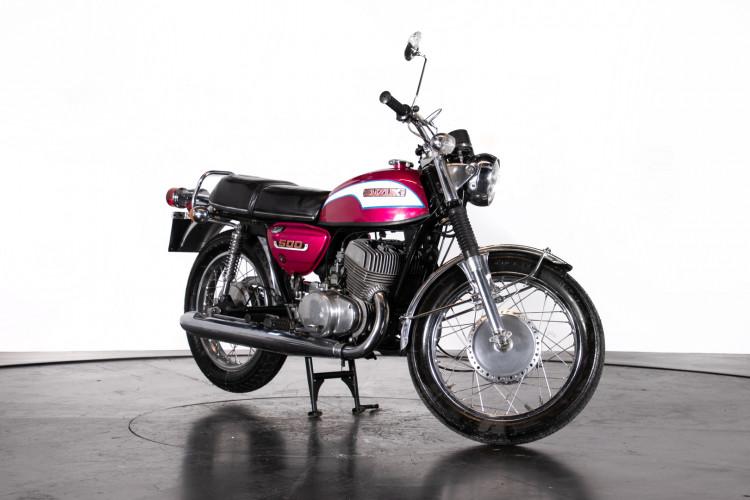 1973 Suzuki T 500 7