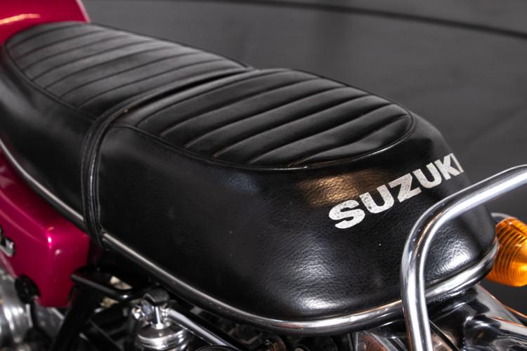 1973 Suzuki T 500 8