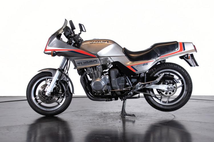 1984 SUZUKI XN 85 TURBO 0