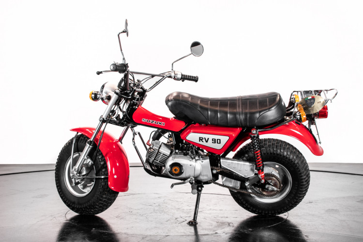1976 Suzuki RV 90 0