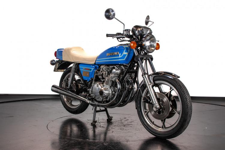 1979 Suzuki GS 550 E 3