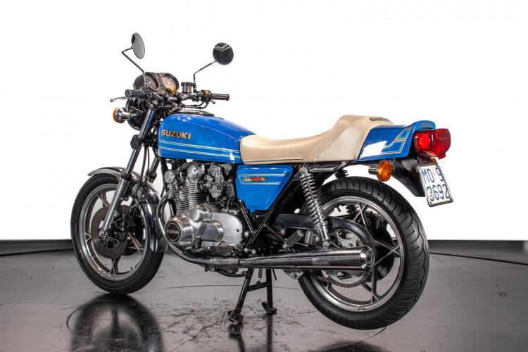 1979 Suzuki GS 550 E 4