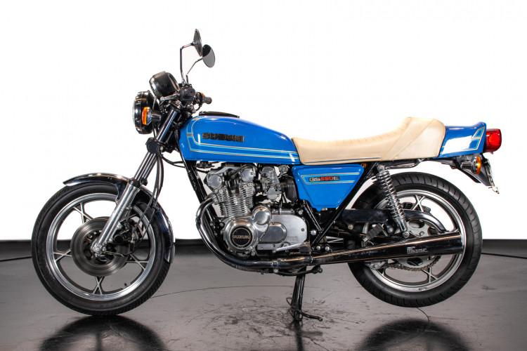 1979 Suzuki GS 550 E 0
