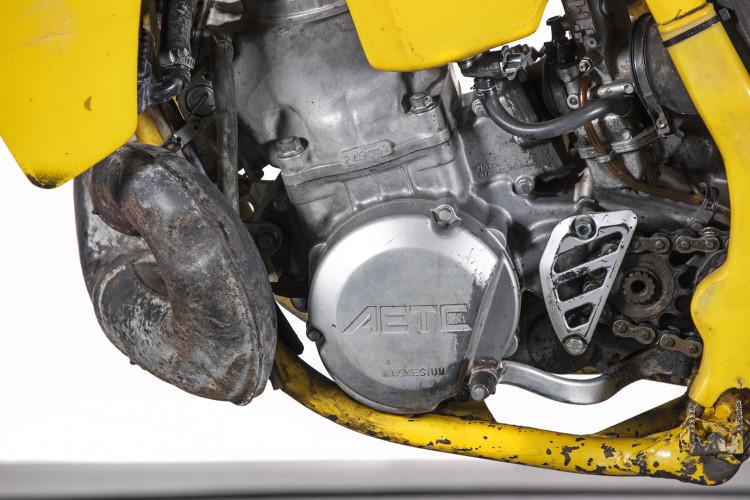 1991 Suzuki RM 250 12