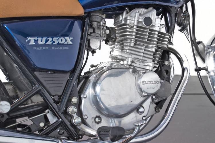 2002 Suzuki TU 250 X - 4t 13