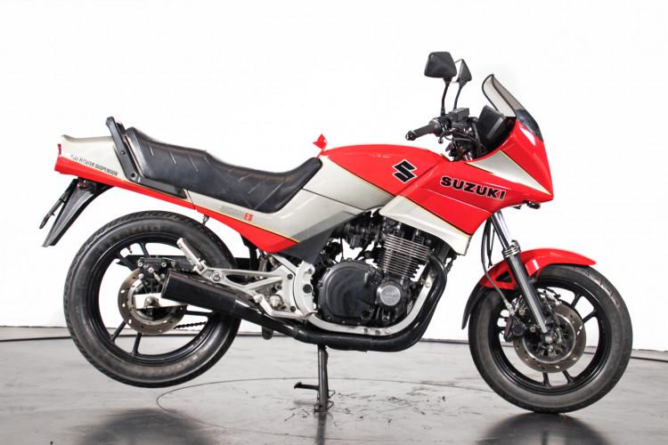 1985 Suzuki GS 550 2