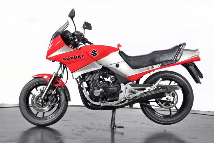 1985 Suzuki GS 550 0