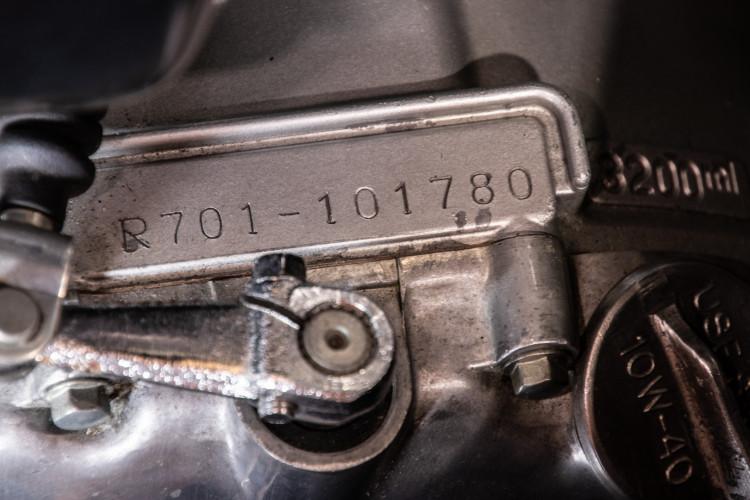 1985 Suzuki GSX 750 Katana 14