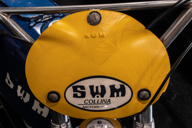 1975 SWM 125 6M 12