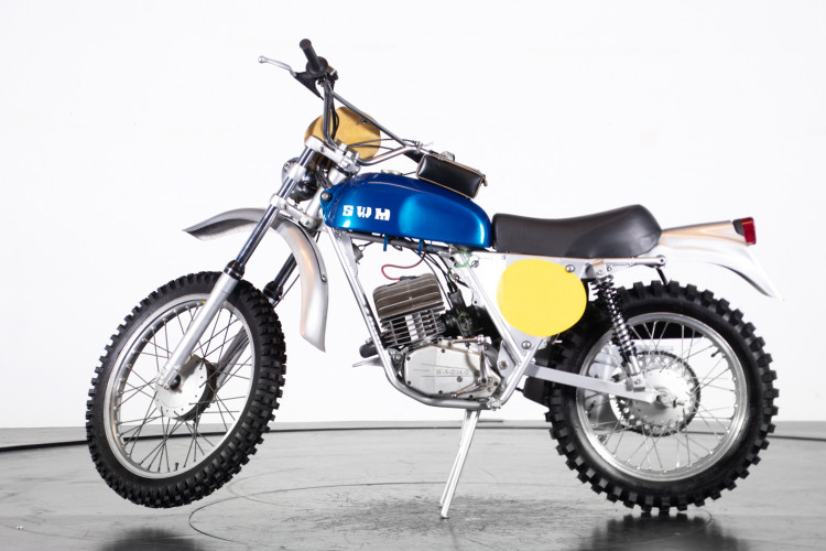 1975 SWM 125 6M 9