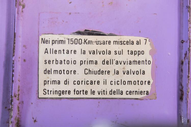1970 Tecnomoto Junior 11