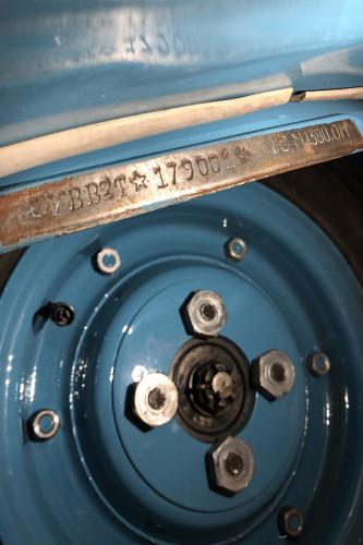 1963 Piaggio Vespa 150 VBB2T 19