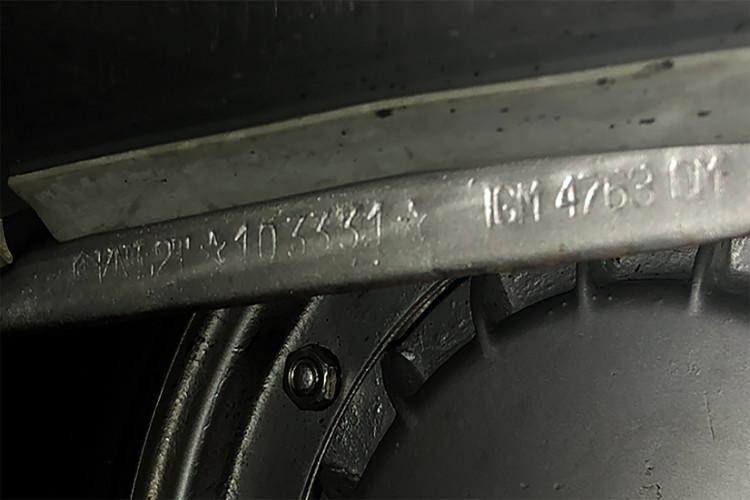 1969 Piaggio Vespa GTR 125 22