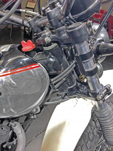 1981 Yamaha XT 500 22