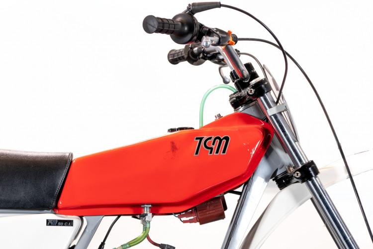 1978 TGM 50 Ufficiale Fuso in terra T.Morini/Sachs 5