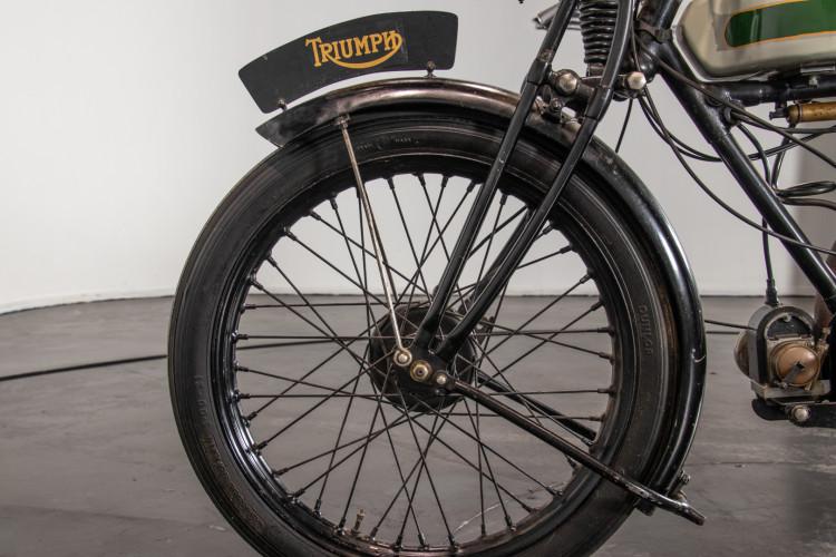 1924 Triumph coventry 500 10