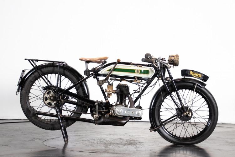 1924 Triumph coventry 500 4