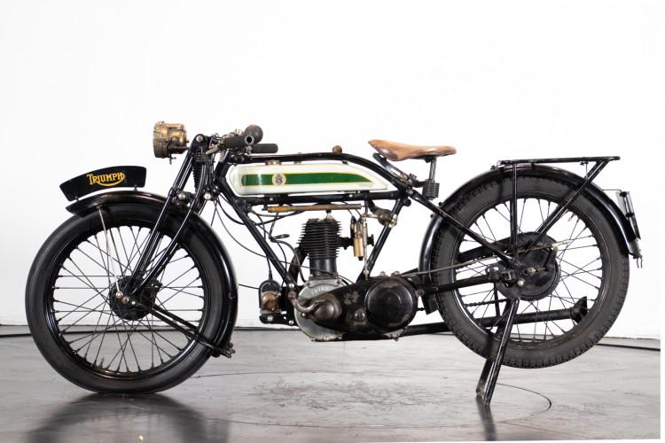 1924 Triumph coventry 500 0