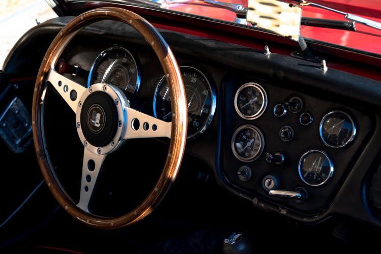 """1958 Triumph TR3A """"Small Mouth"""" 7"""