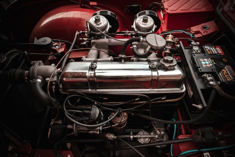 1963 Triumph TR4 40