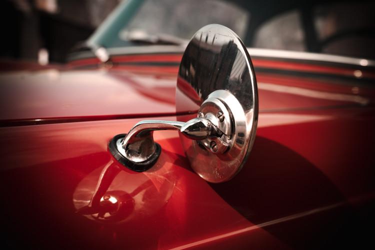 1963 Triumph TR4 12