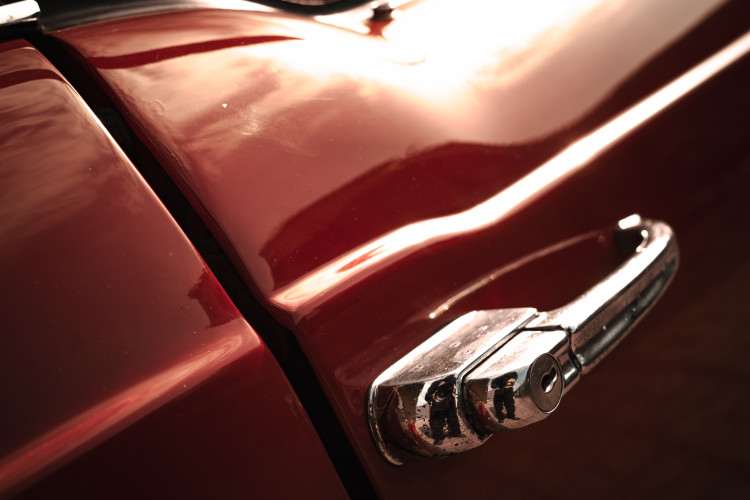 1963 Triumph TR4 13