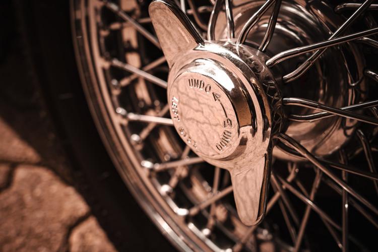 1963 Triumph TR4 19