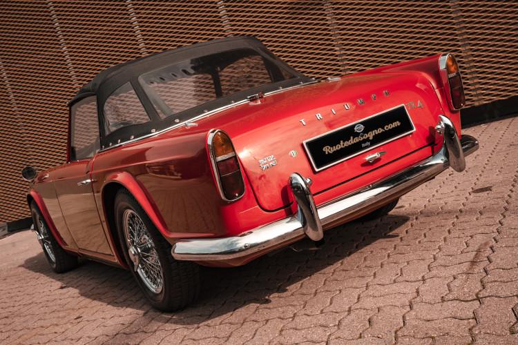 1963 Triumph TR4 5