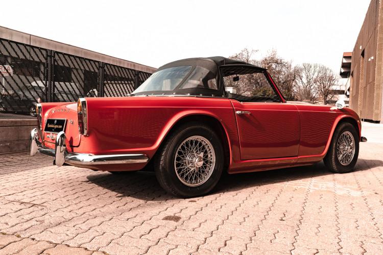 1963 Triumph TR4 6
