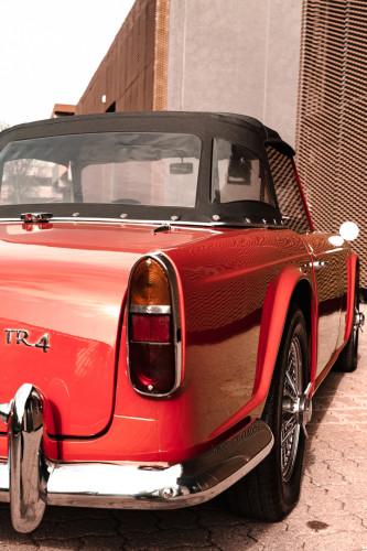 1963 Triumph TR4 7