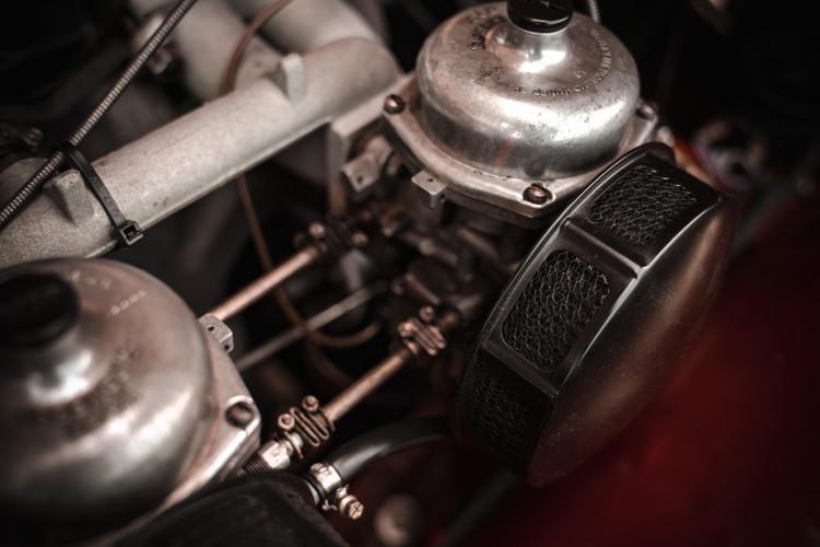 1963 Triumph TR4 43