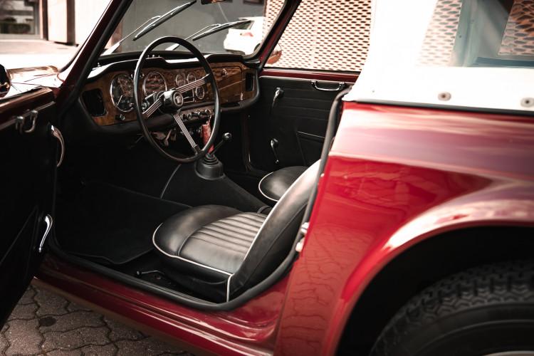 1963 Triumph TR4 Sport 18