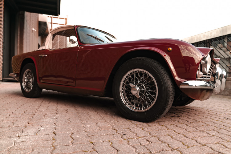 1963 Triumph TR4 Sport 4