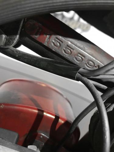 1956 Moto Morini 175 Settebello 4T 19