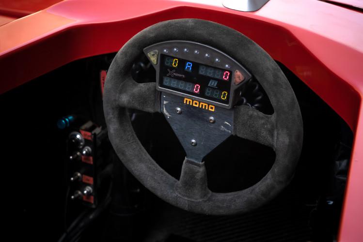 2004 Van Diemen Formula X RF04 CFX 25