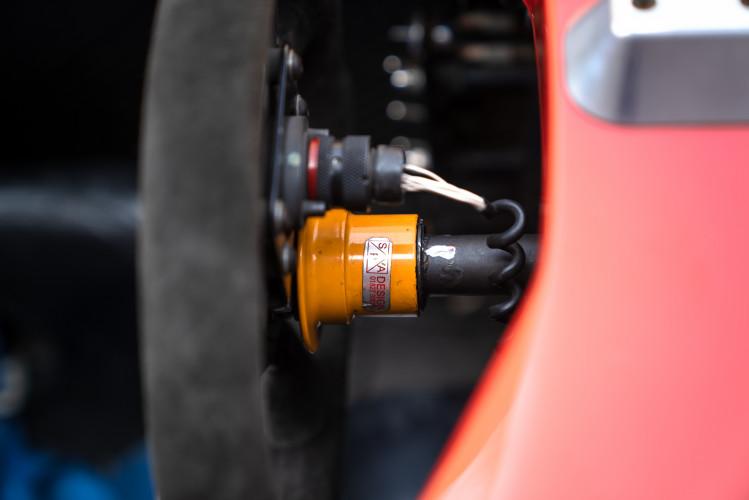 2004 Van Diemen Formula X RF04 CFX 33