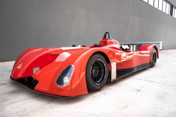 2004 Van Diemen Formula X RF04 CFX 0