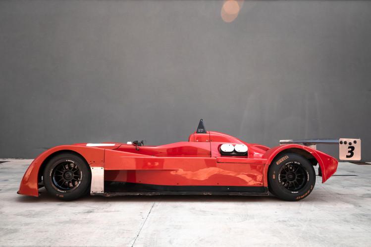 2004 Van Diemen Formula X RF04 CFX 3
