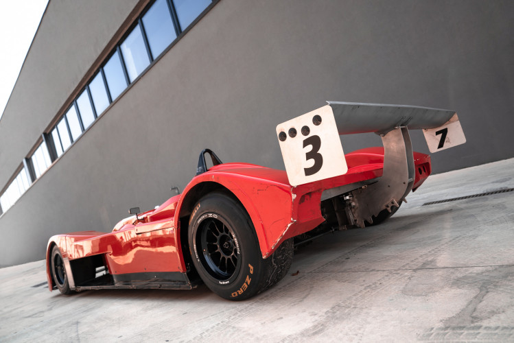 2004 Van Diemen Formula X RF04 CFX 4