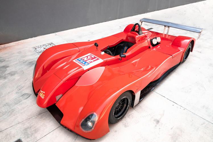 2004 Van Diemen Formula X RF04 CFX 1