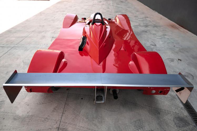 2004 Van Diemen Formula X RF04 CFX 9